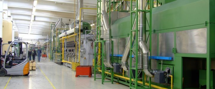 Dépoussiérage industriel : préparation et procédé