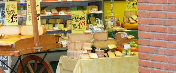Une fromagerie en ligne, c'est pratique